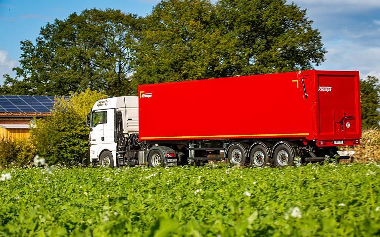 Krampe Fahrzeugbau Gmbh Kipper Und Landwirtschaftliche Nutzfahrzeuge Aus Deutschland